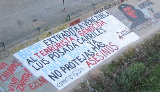 Outrage over acquittal of accused terrorist Posada Carriles