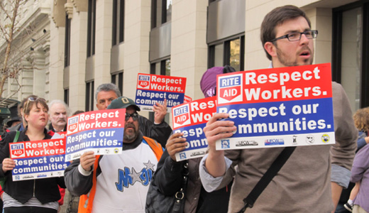 Victory after a 5-year union push at Rite Aid