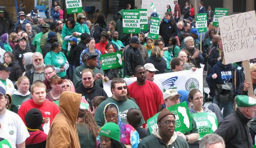 Illinois labor launches campaign to protect pensions
