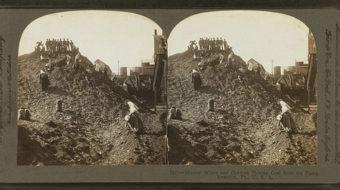 Today in labor history: Miners win landmark 1897 strike