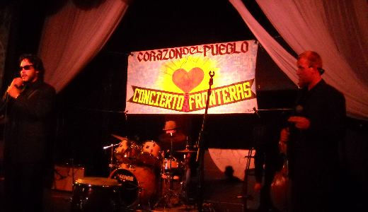 Concierto Sin Fronteras – a night of cultural resistance