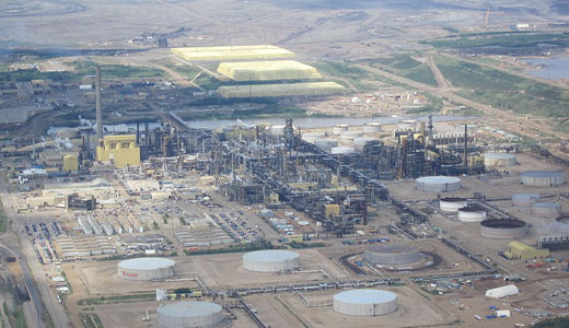 Oil sands are Canada's environmental nightmare