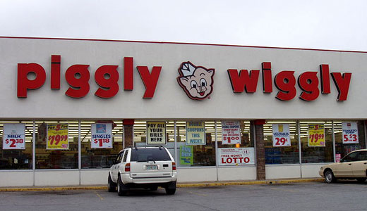 """Piggly Wiggly: """"We'd rather close than be fair!"""""""