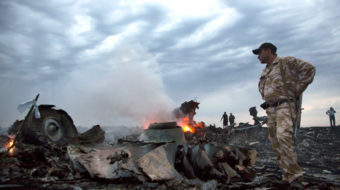 World calls for Ukraine cease fire after plane crash