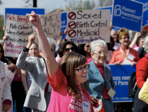 GOP won't let go: continues hitting Planned Parenthood and Obamacare