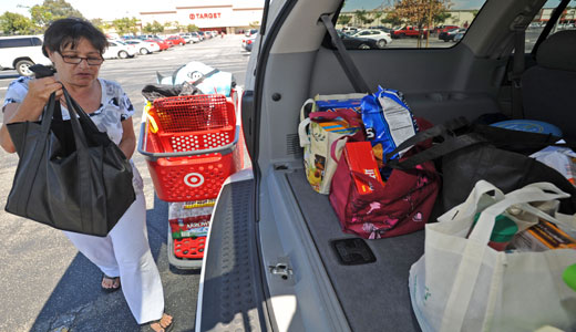 Plastic bags to be banned in LA