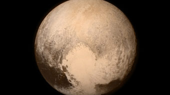 After nine-year star trek, NASA spacecraft passes Pluto