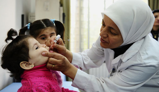 UN: Spread of polio now a world health emergency