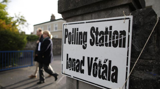 Irish voters to grade austerity
