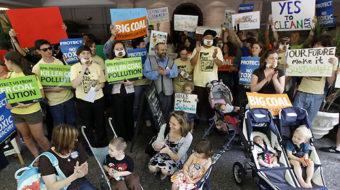 Diplomats to gather, address mercury pollution