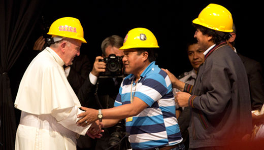 Religious voters back Pope's stands against racism, income inequality, for worker rights