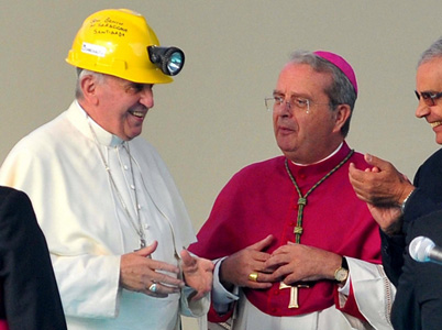"""Francis does it again: Attacking the """"tyranny"""" of unfettered capitalism"""