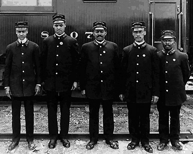 Today in labor history: The Brotherhood of Sleeping Car Porters founded