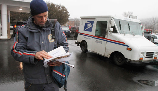 Postal unions, allies go 'back to the future' with banking plan for USPS