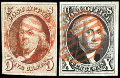 Today in history: first U.S. postage stamps issued, and what that means