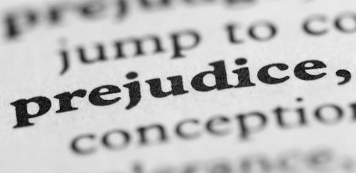"Enough ""shock,"" time to confront prejudice"