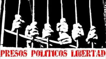 Who are the political prisoners in Colombia?