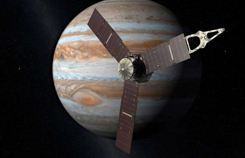 Machinists union: We built Juno, that Jupiter probe