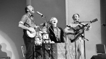 Memories of Pete Seeger in East Berlin
