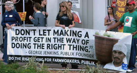 Faith groups to Publix: Fairness for farmworkers