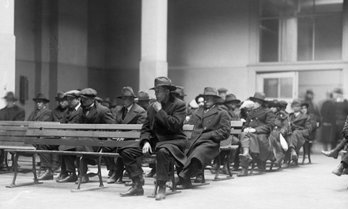 Today in Labor History: The Palmer Raids