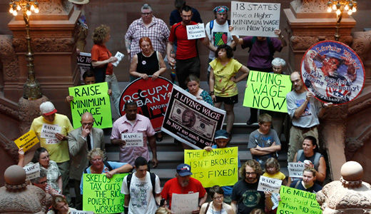 San Jose kicks off campaign to raise minimum wage