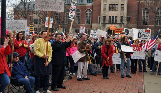 Court rules in favor of Michigan collective bargaining vote