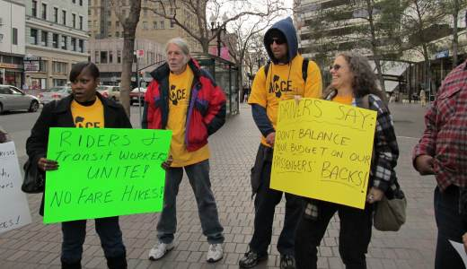Oakland riders call for better bus service