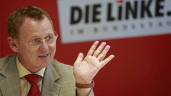 Left coalition wins in major German state