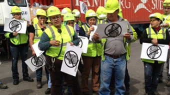 Workers expose dirty secrets of recycling industry