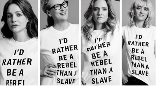 Has feminism become a new four-letter word?
