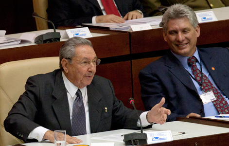 Raul Castro elected to final term as president of Cuba