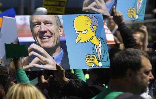 Thousands rally to denounce Illinois Gov. Rauner's anti-worker agenda