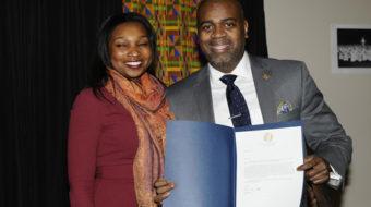 Mayor Ras Baraka tops Harlem evening of black culture and struggle