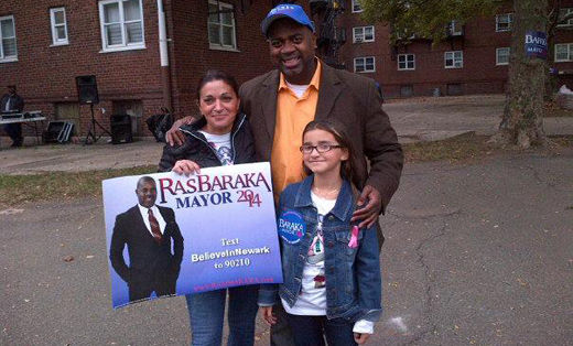 Baraka wins Newark mayoralty with united labor support
