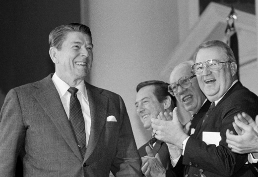 Today in labor history: Meese tells employers to spy on workers