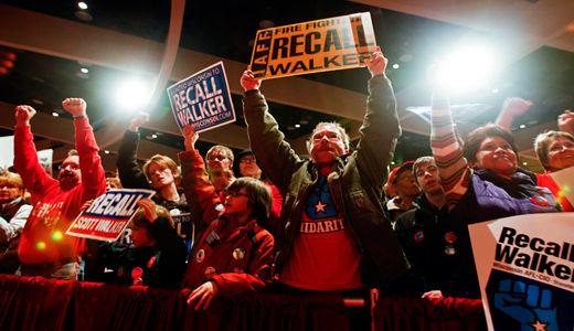 Governor and Senate races top labor's political agenda