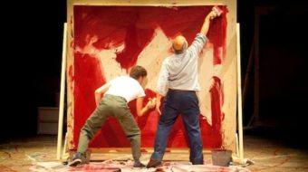 """Red"": Abstract art's odd couple makes great drama"