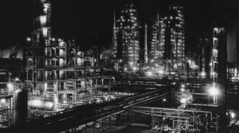 Impending disaster uncovered at Louisiana refinery