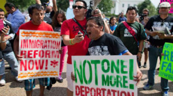 Obama renews immigration call, but ignores deportation crisis