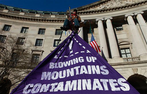 At state park, fight is on to stop mountaintop removal