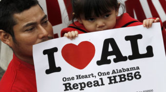 Labor exposes Alabama law to world scrutiny