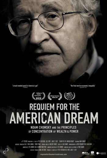 """Requiem for the American Dream"": Wake-up call!"