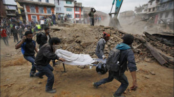 Nepal calls for help after nation-devastating quake