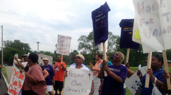 Union activist sees new unity, new day for labor movement
