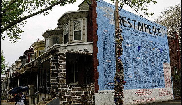 Philadelphia story: Terrible math of gun violence