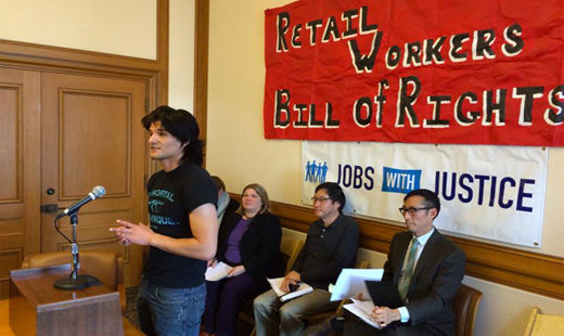 San Francisco supervisors pass first-ever Retail Workers Bill of Rights