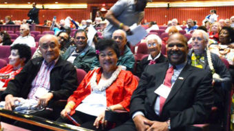 Retirees gather, organize for social justice