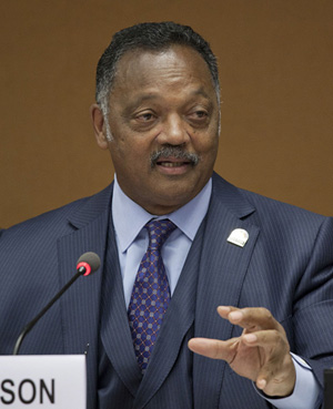 Today in history: Jesse Jackson is born