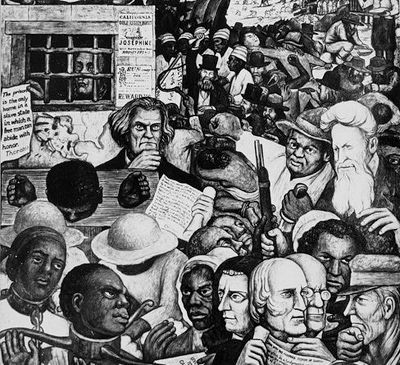 Today in history: Nat Turner begins anti-slavery revolt